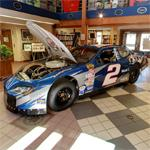 2005 Rusty Wallace Dodge stock car (StreetView)