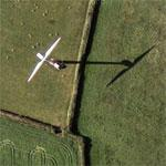 Cold Northcott Wind Farm (Google Maps)