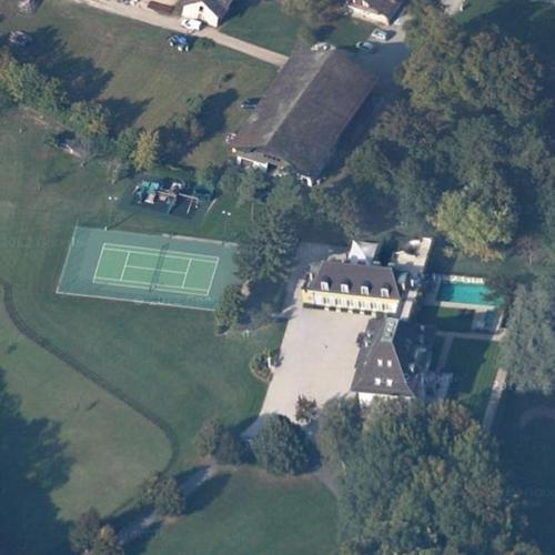 Star maps celebrity homes
