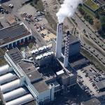 KVA Basel Waste-to-Energy Plant