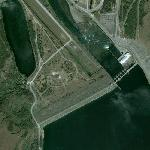 Derbent Dam (Google Maps)