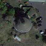 James Bruce Round Barn (Google Maps)