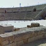 Roman Theater, Caesarea Maritima