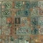 Chinese ghost town in Angola (Google Maps)