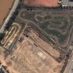 BMX and Go-kart tracks (Google Maps)