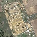 Motoland - motocross track (Google Maps)