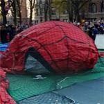 Spider-Man parade balloon