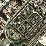 Poblenou cemetery (Google Maps)