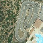 Karts track
