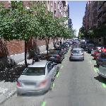 Assassination of Admiral Luis Carrero Blanco (StreetView)