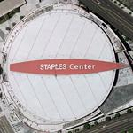 Staples Center (Google Maps)