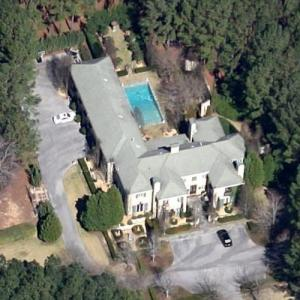 Nick Saban's House (Google Maps)
