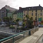 Site where President Kennedy addressed the people of New Ross (StreetView)