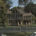 President Grover Cleveland's birthplace (StreetView)