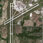 Austin Straubel International Airport (GRB) (Google Maps)