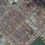 Port of Singapore - Tanjong Pagar Container Terminal (Google Maps)