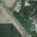 Carrington Municipal Airport (46D) (Google Maps)