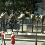 'Circle of Animals/Zodiac heads' by Ai Wei Wei (StreetView)