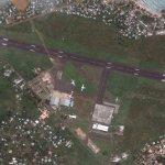 São Tomé International Airport (TMS) (Google Maps)