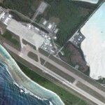 Diego Garcia Tracking Station airport (NKW) (Google Maps)