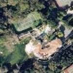 Arnold Schwarzenegger's House (former) (Google Maps)