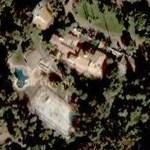 Steven Spielberg's House (Google Maps)