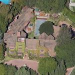 Jason Grosfeld's house (formerly Nicolas Cage's house) (Google Maps)