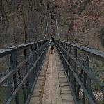 "Kaibab Trail ""Black"" Bridge"