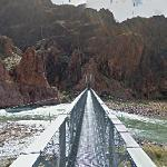 Bright Angel Suspension Bridge (StreetView)
