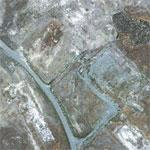 Site of SL-1 fatal nuclear reactor accident (Google Maps)