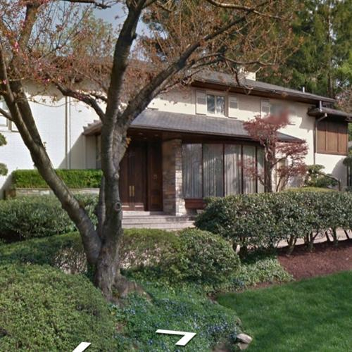 ted lerner u0026 39 s house in chevy chase  md  bing maps
