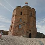 Gediminas' Tower (StreetView)