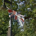 Flag of the United Kingdom (StreetView)