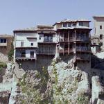 Hanging Houses of Cuenca (StreetView)