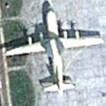 Yun-8 Rotodome Airborne Early Warning Aircraft (Google Maps)