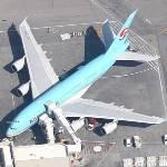 Korean Air Airbus A380-861 (HL7612) (Google Maps)