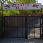 Hells Angels Aarhus (StreetView)