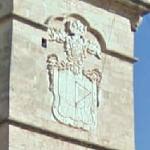 Sundial in Santa Maria