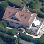 Guy Forget's House (Google Maps)