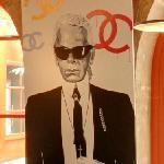 Karl Lagerfeld (StreetView)