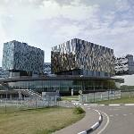 'Moscow School of Management Skolkovo' by David Adjaye (StreetView)