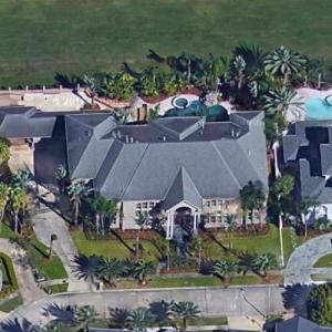 Lil Wayne's House (Google Maps)