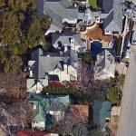 David Bonderman's House (Google Maps)