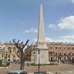 Obelisk of Ciutadella (StreetView)