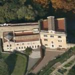 Pope Benedict's Retirement Residence (Google Maps)