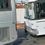 Bus crash (StreetView)