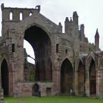 Ruins of Melrose Abbey (StreetView)