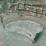 Playa de la Ribera (Google Maps)