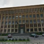 Jagiellonian Library (StreetView)