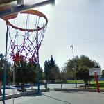 Basketball court (StreetView)